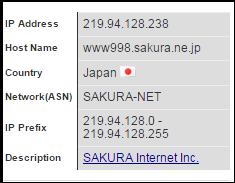 21_IPアドレス&所在地検索 IP Geolocation Search